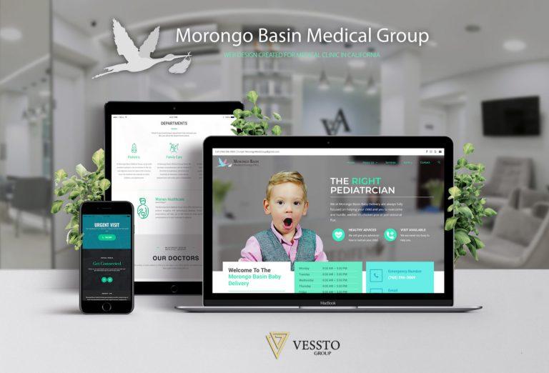 Morongo Basin Medical Group - Website Showcase